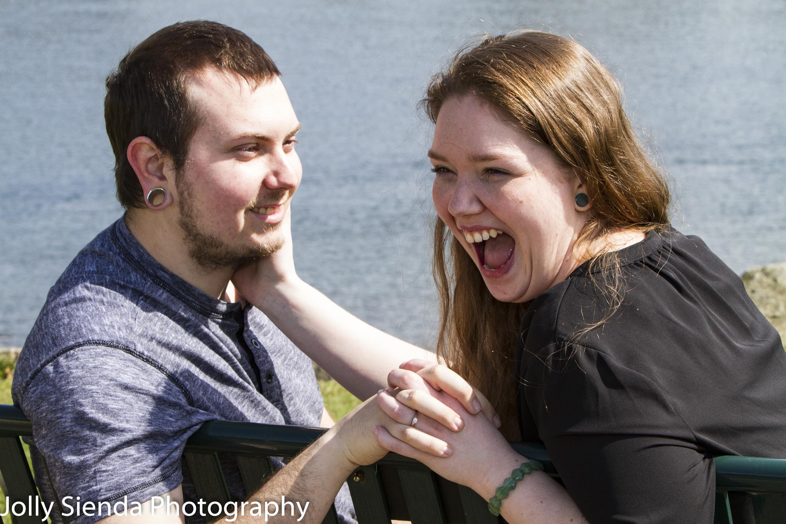 Engagement Photography by Jolly Sienda Photography