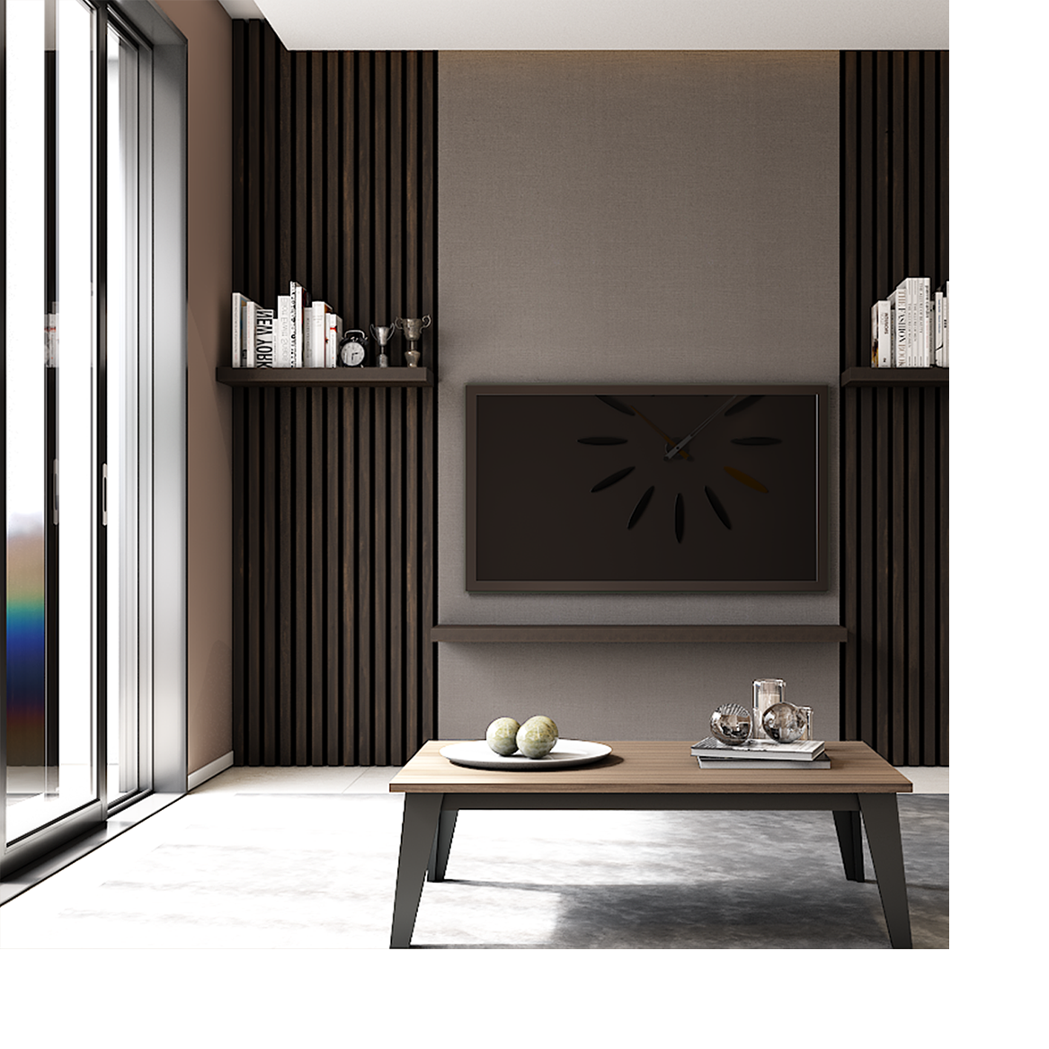 ESTELLA HEIGHTS 2 BEDROOMS - MODERN -