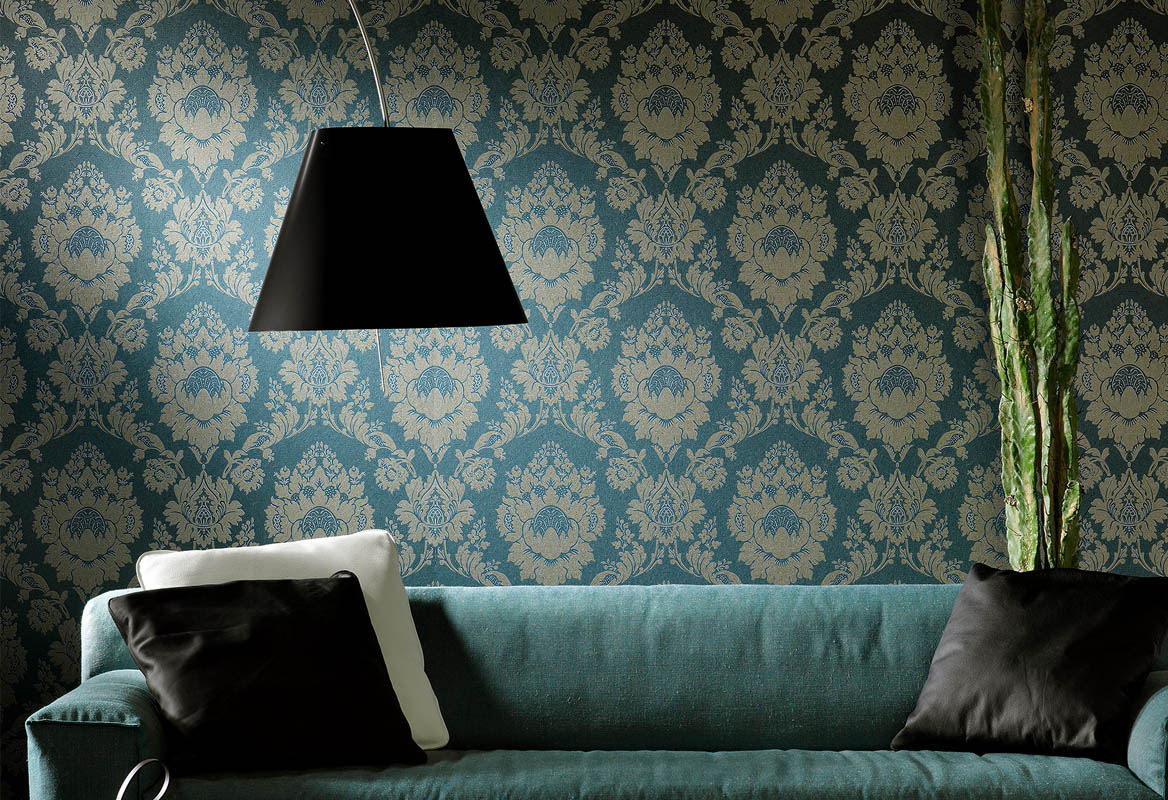 TWISTED DAMASK -