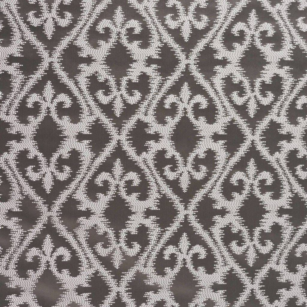 FAELYN GREY - Composition - 71% POLYESTER 29% COTTONWidth Approx - 150cmVertical Repeat - 26cmRub Test - N/A