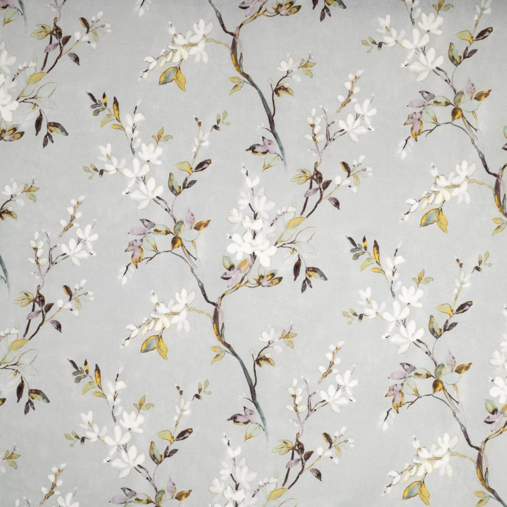 FLORENCE HEATHER - Composition - 100% COTTONWidth Approx - 140cmVertical Repeat - 46cmRub Test - N/A