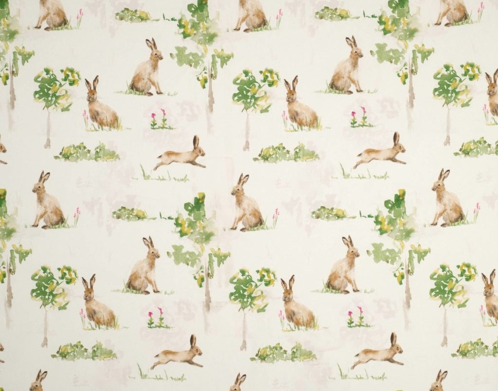 HARE MULTI - Composition - 100% COTTONWidth Approx - 141cmVertical Repeat - 34.5cmRub Test - n/a