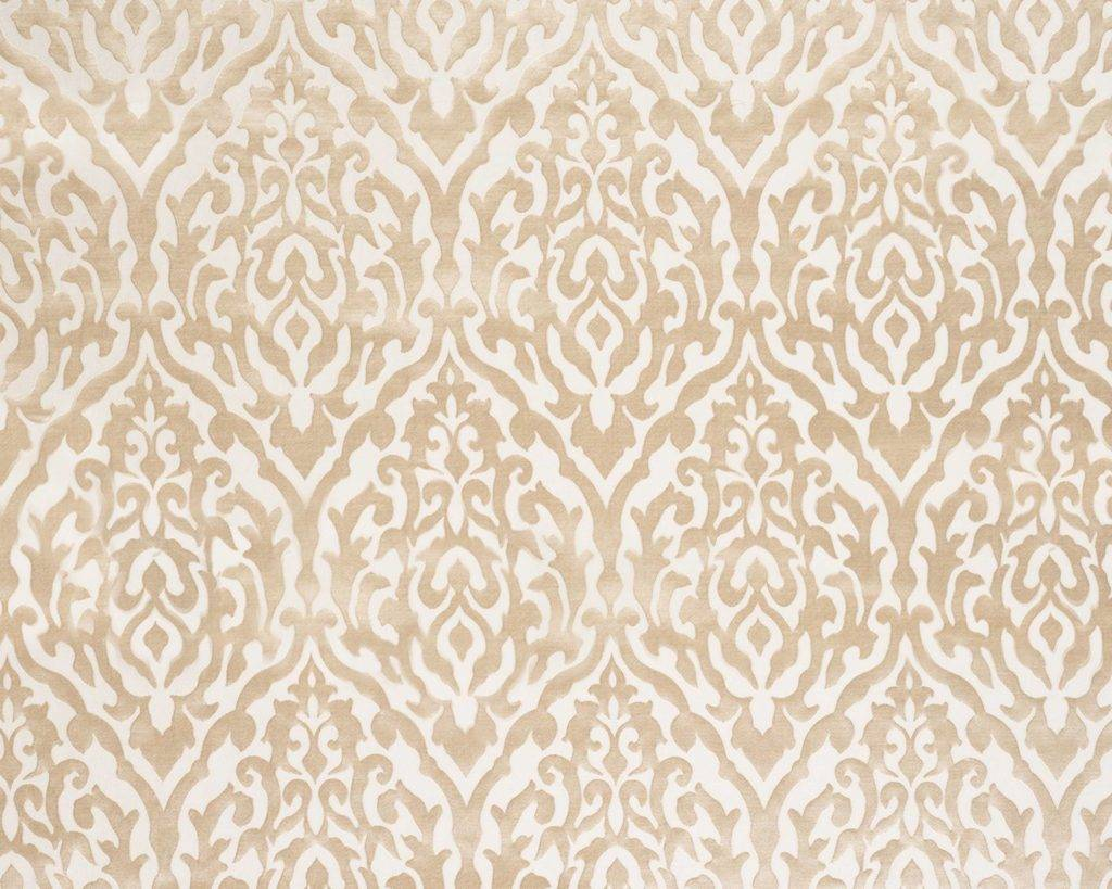 DAHLIA CHAMPAGNE - Composition - 35% VISCOSE 33% POLYESTER 32% COTTONWidth Approx - 138cmVertical Repeat - 48cmRub Test - 15,000