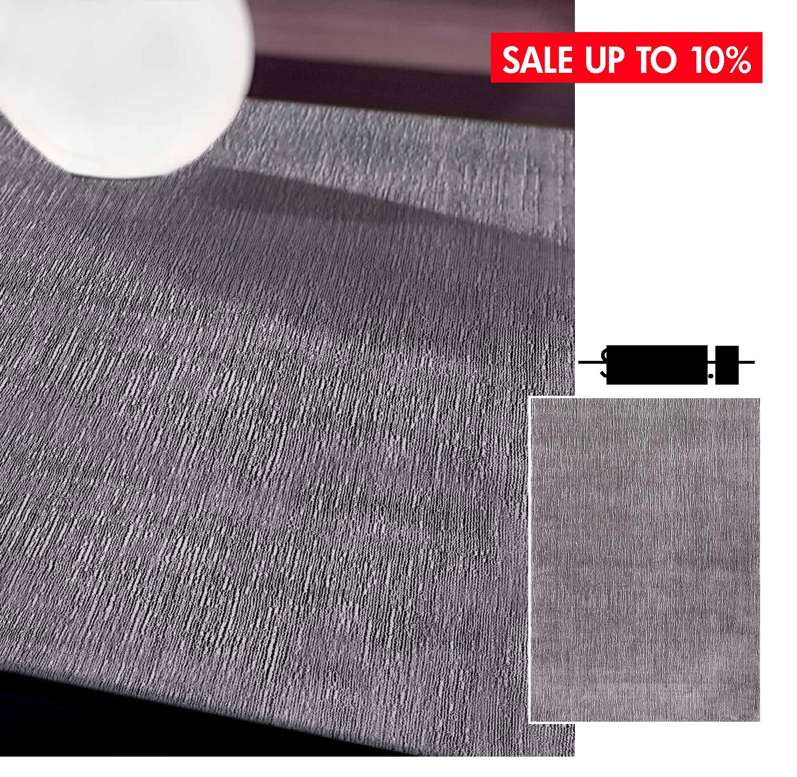 PLATFORM DUSTY LILAC - ● 190x290 cm● 60% tơ Viscose - 40% lông cừu● $ 1,387.0