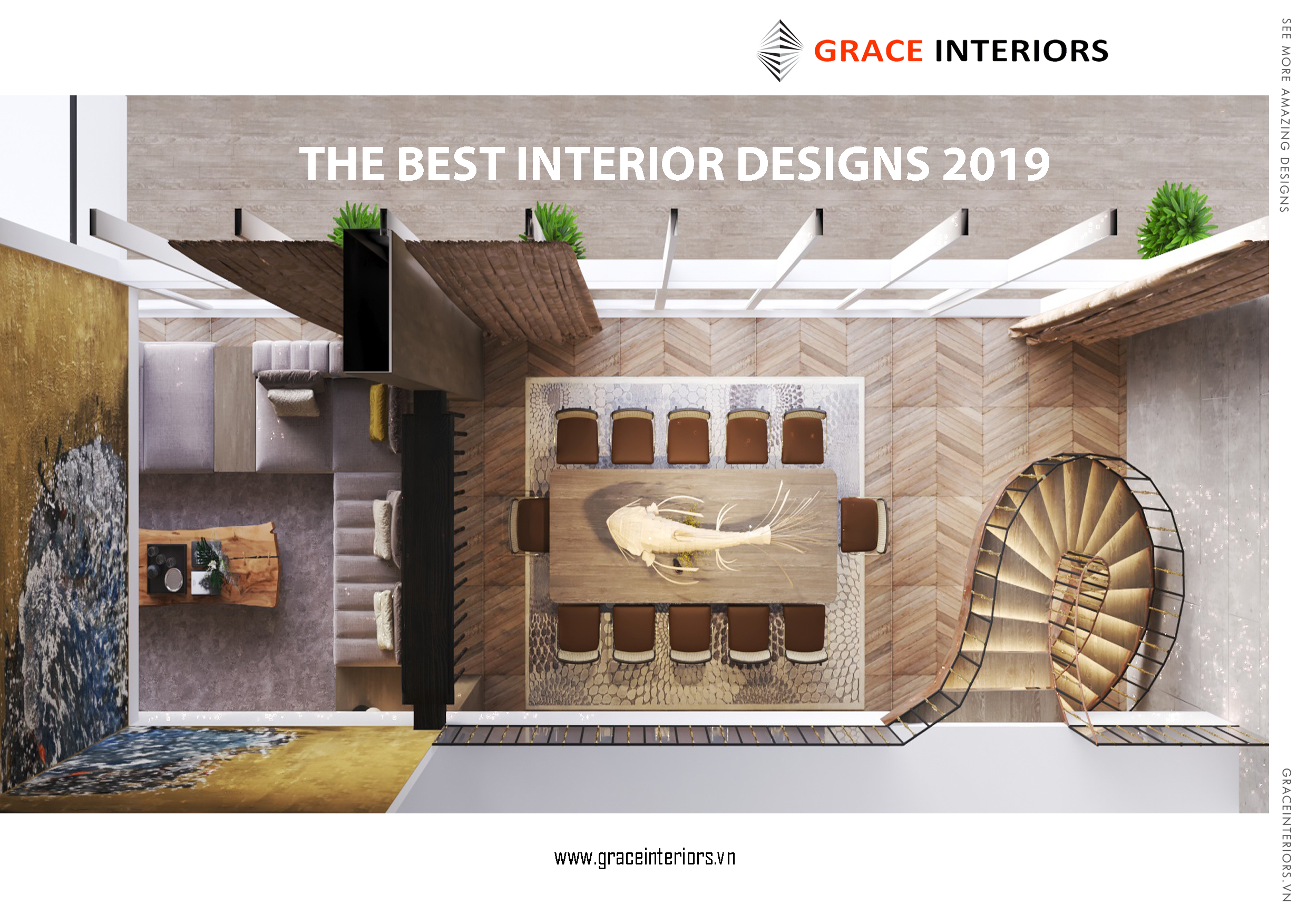 THE BEST INTERIOR DESIGN PROJECT OF OUR CLIENTS IN 2019 - We have collected some best interior design for our clients to make this collection. It should be helpful for brainstorming your idea.
