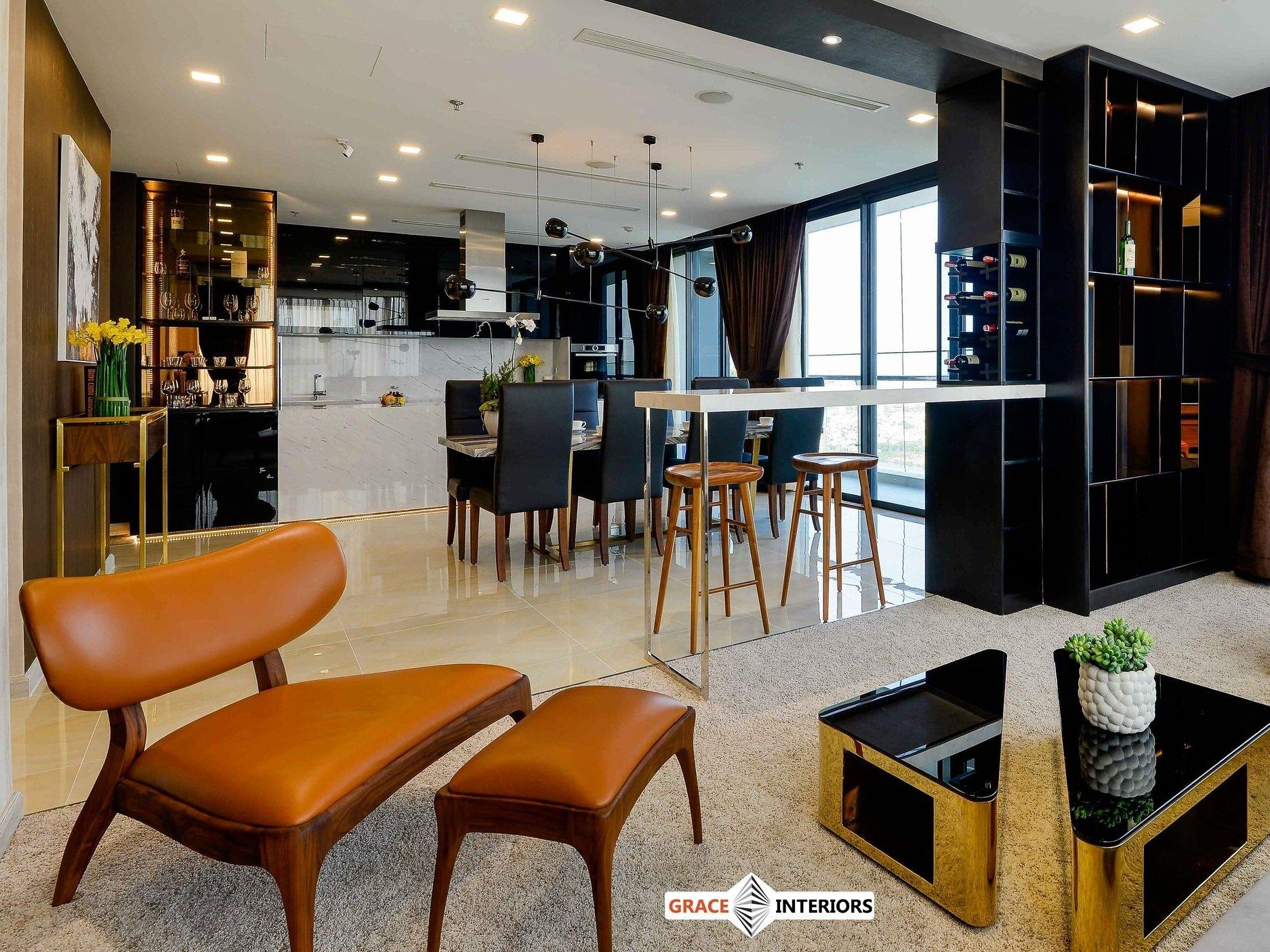 Vinhomes Golden River Apartment -