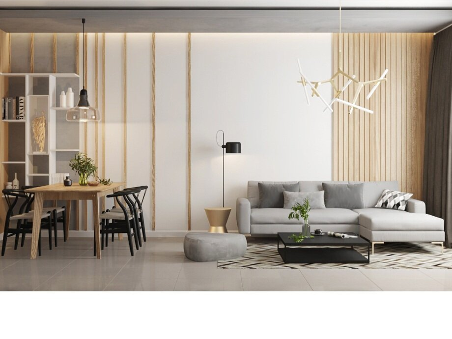 AROMA - Welcome home with a warm feeling with wood inspiration. Home sweet home.