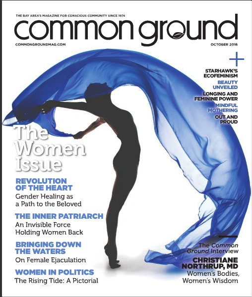 This essay was published in the October 2016 issue of  Common Ground  magazine.