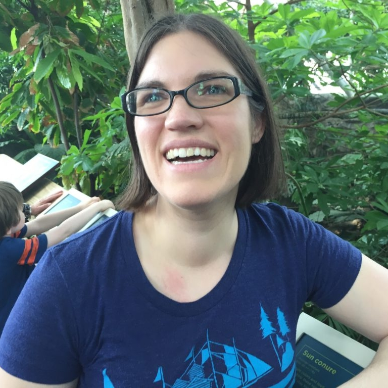 Shannon has been a writer since she could hold a pencil.  While she's not making hand-bound books with scribbles anymore, she does write about her life and topics she cares about, especially parenting, social justice, and sustainability.