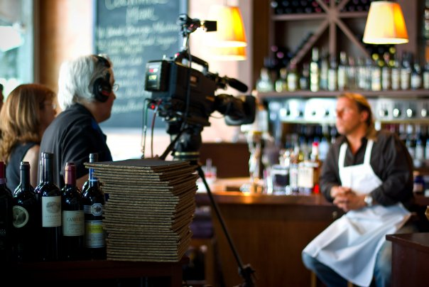 Tasting Panel Magazine Documentary Shoot in San Francisco, CA