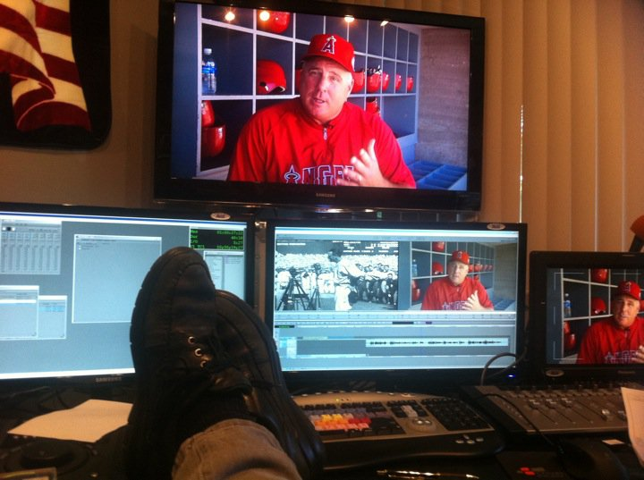 Editing Spot for LA Angels