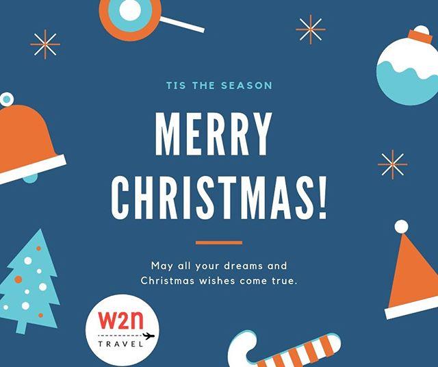 Wishing you a magical and blissful holiday! #merrychristmas #happyholidaiys #seasonsgreetings #traveladvisor #w2ntravel