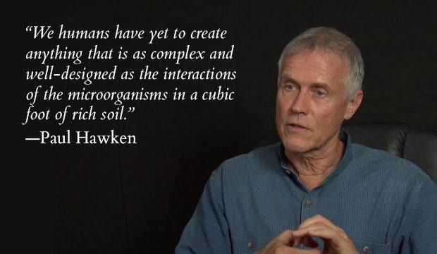 October 3, 2013    Paul Hawken,  The Ecology of Commerce .