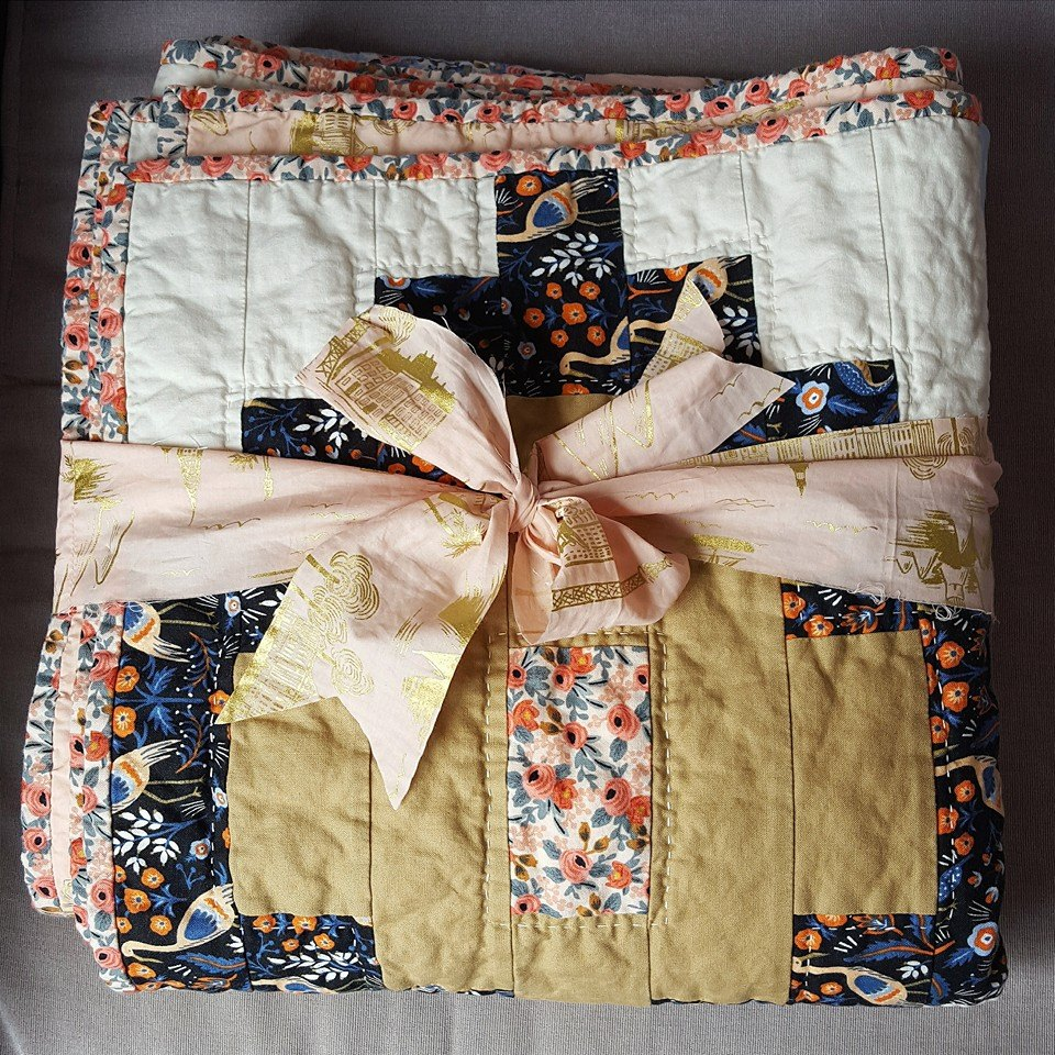 Ready-to-ship quilts -