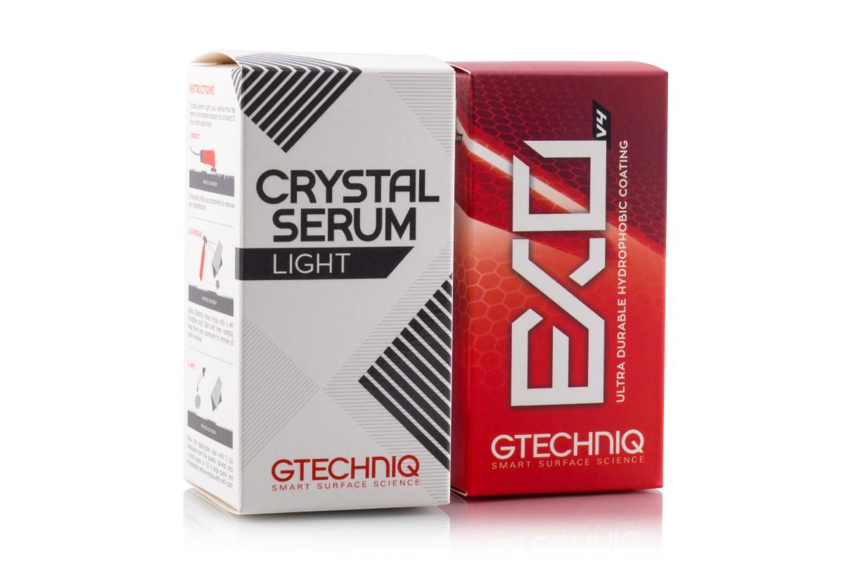 gtechniq crystal serum light and exo