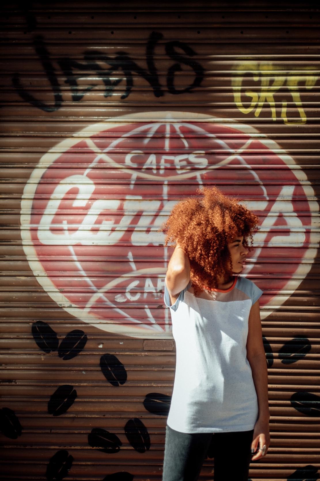 BARCELONA T-SHIRT MOOD S/S 2018   shot in barcelona by  julian essink