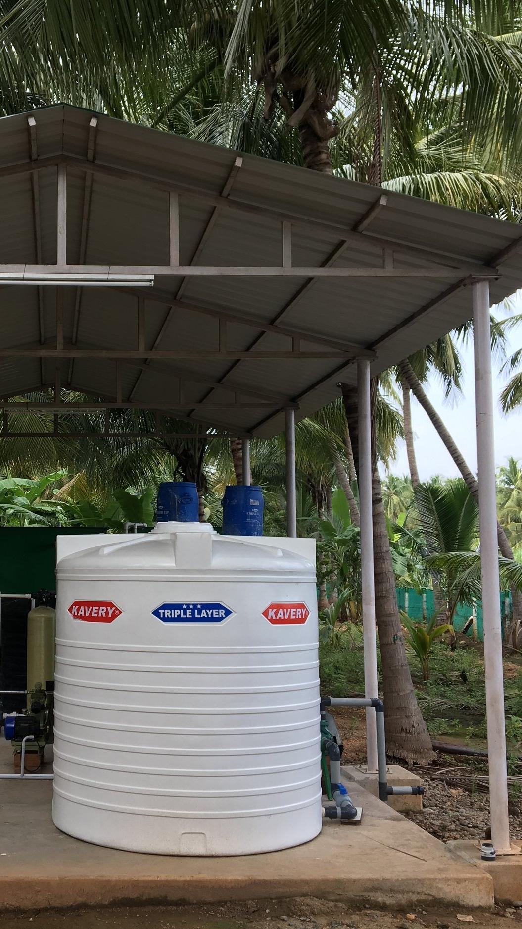 Wasseraufbereitung  | Water cleaning