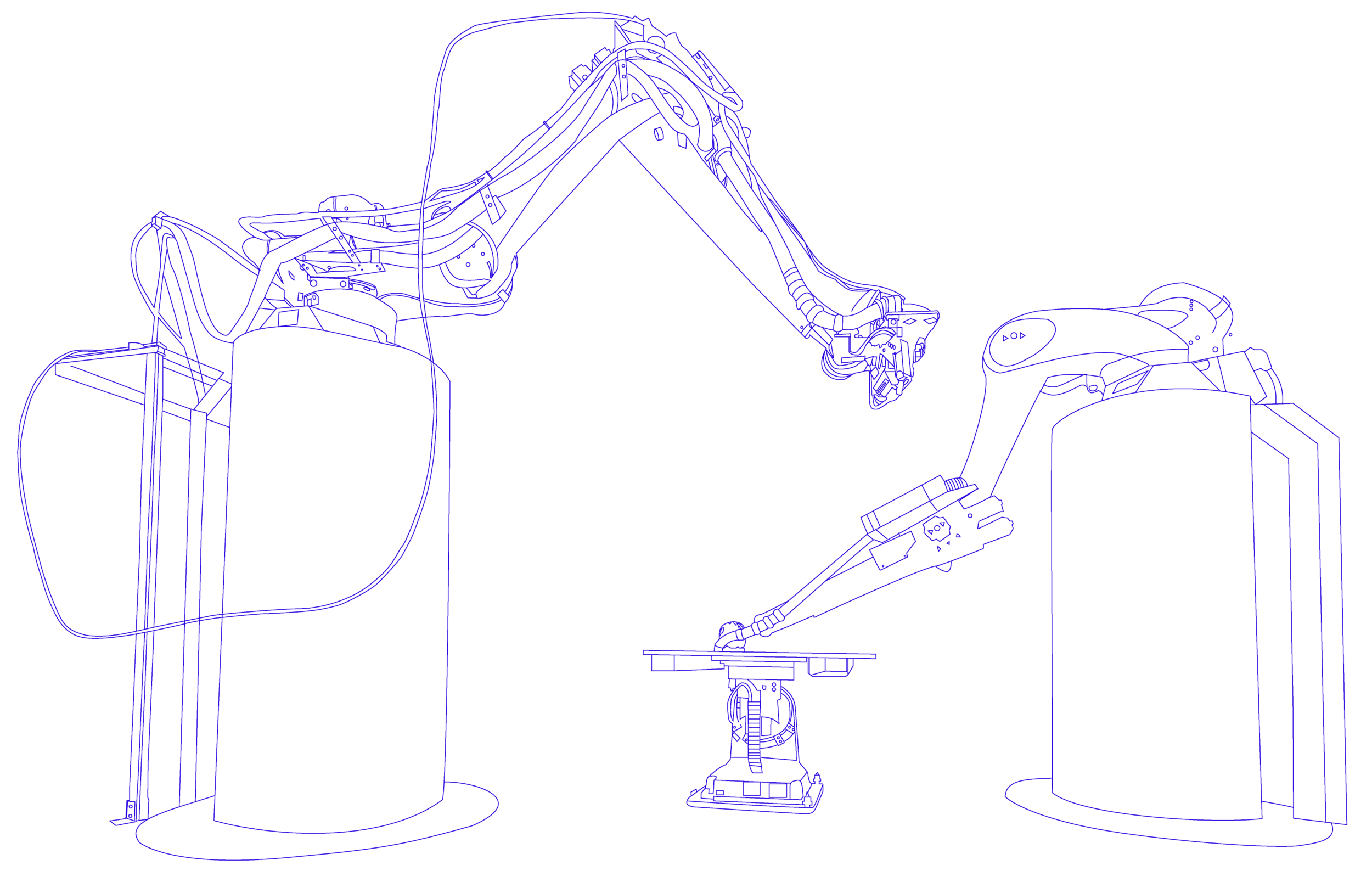 Relativity Space - Illustration - Stargate - 3D Printer