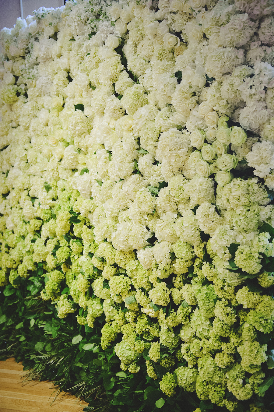 Belle & Blanc Photography | Floral Wall for Wedding Ceremony  and Reception