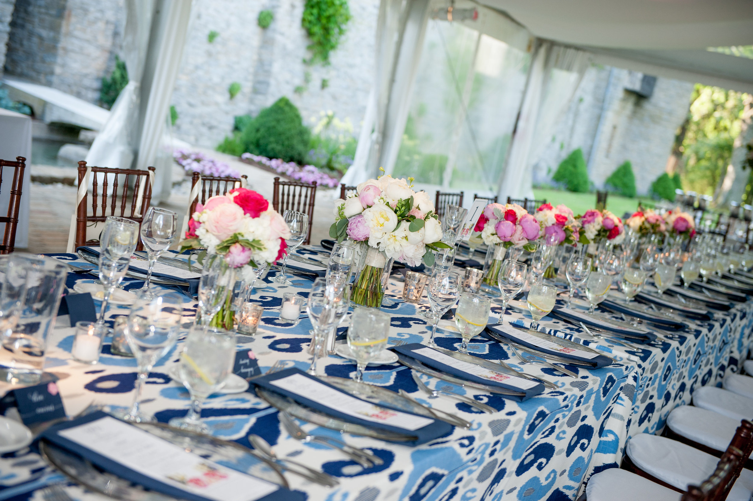 Florals by Yellow Canary Floral & Event Design. Photo by MTA Photography
