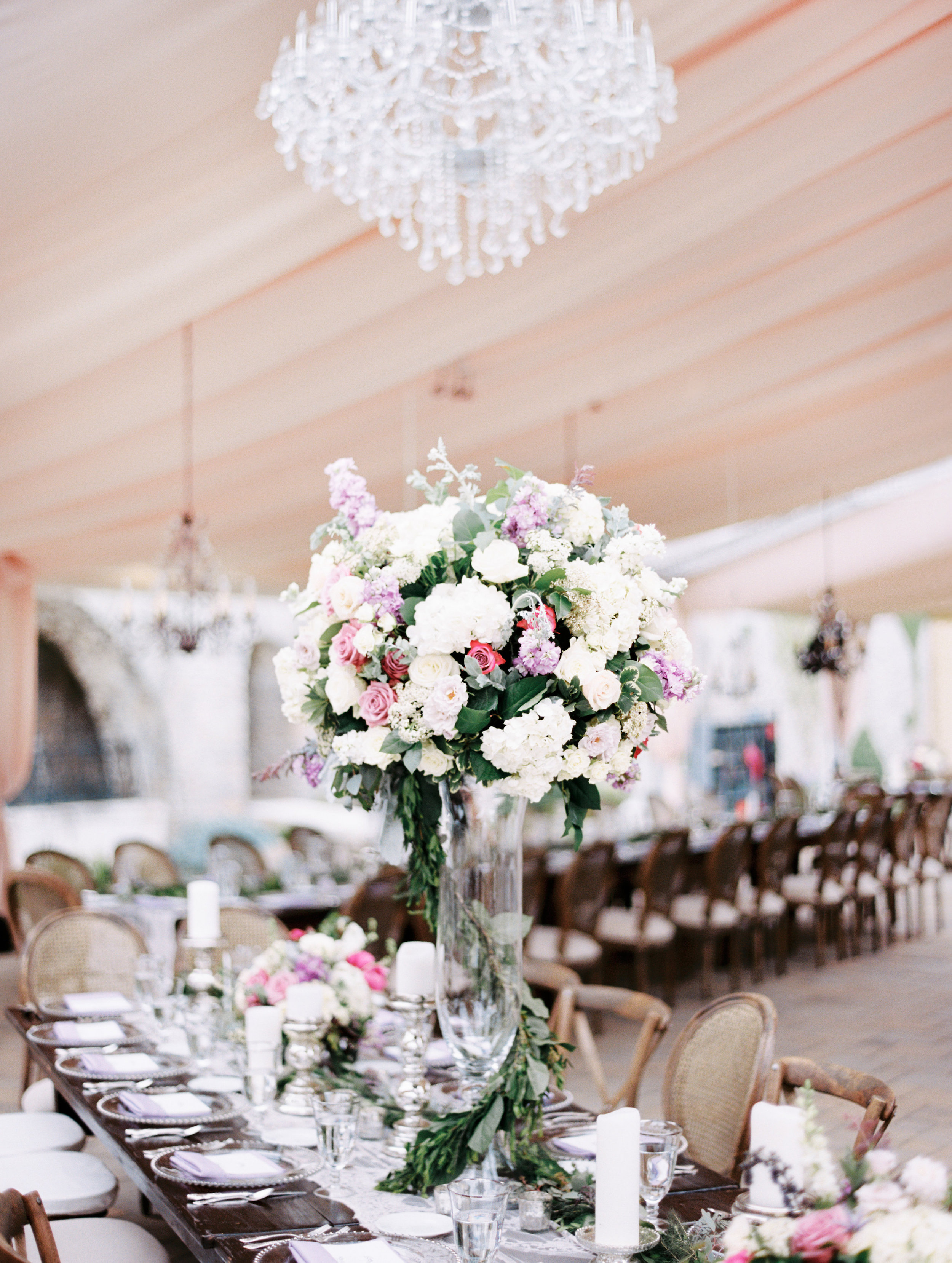 Wedding at Greenacres Art Center with Florals by Yellow Canary Event Design