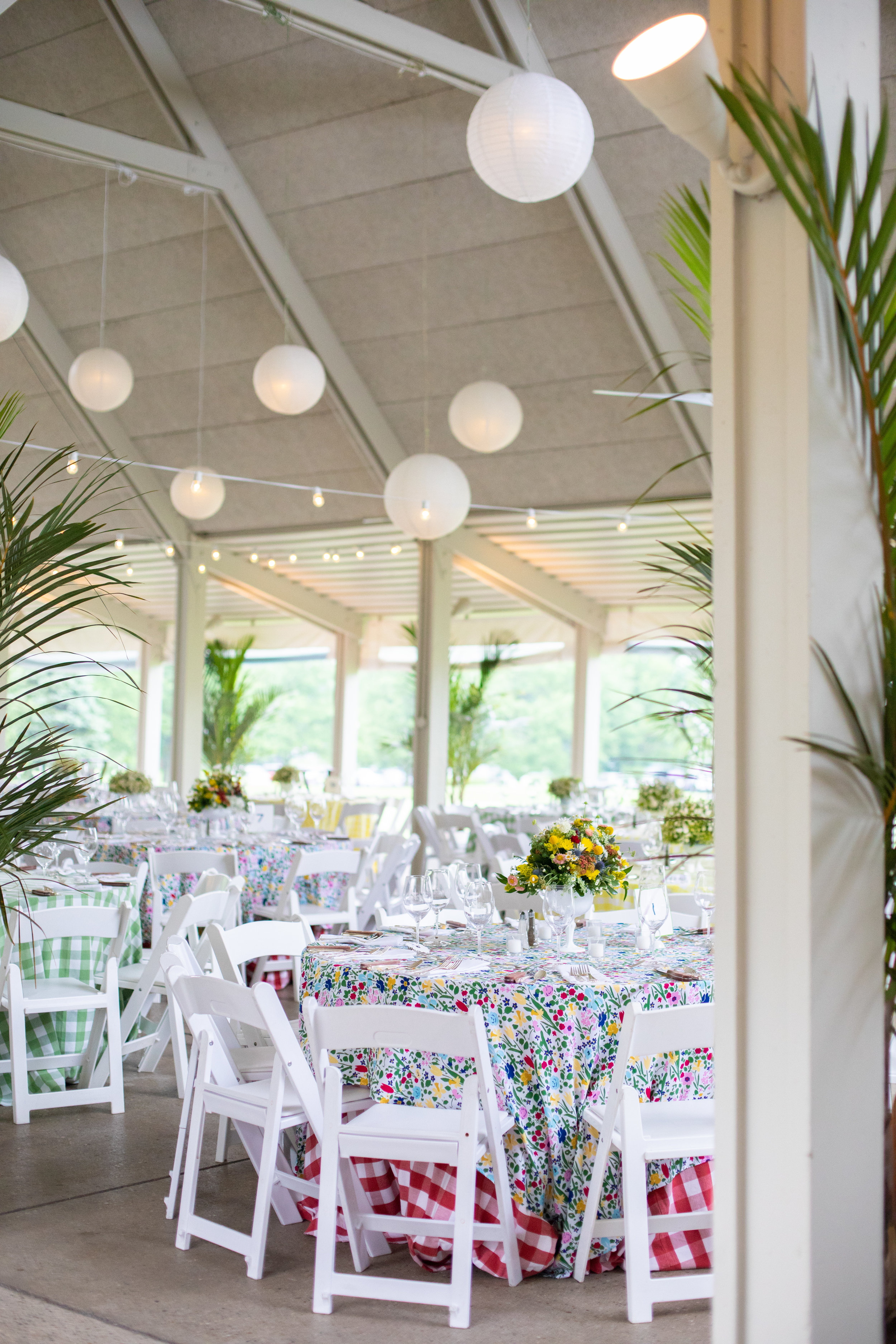 Colorful summer party with summer blooms. Floral design www.yellowcanaryonline.com
