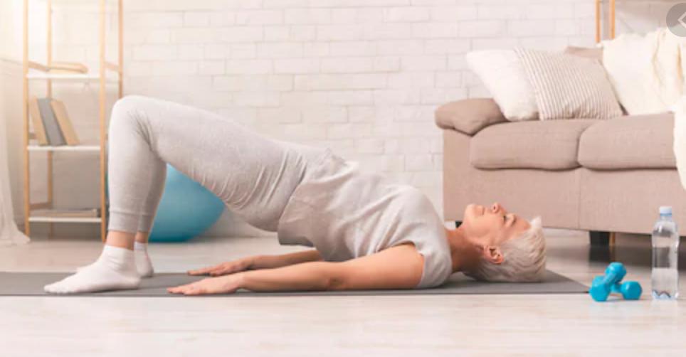 Menopozda pilates egzersizi