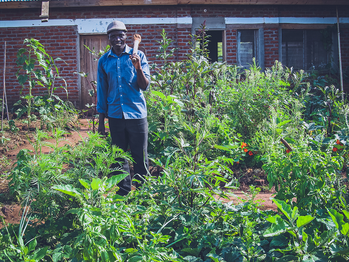 Sustainable Agriculture for Communities    Learn More