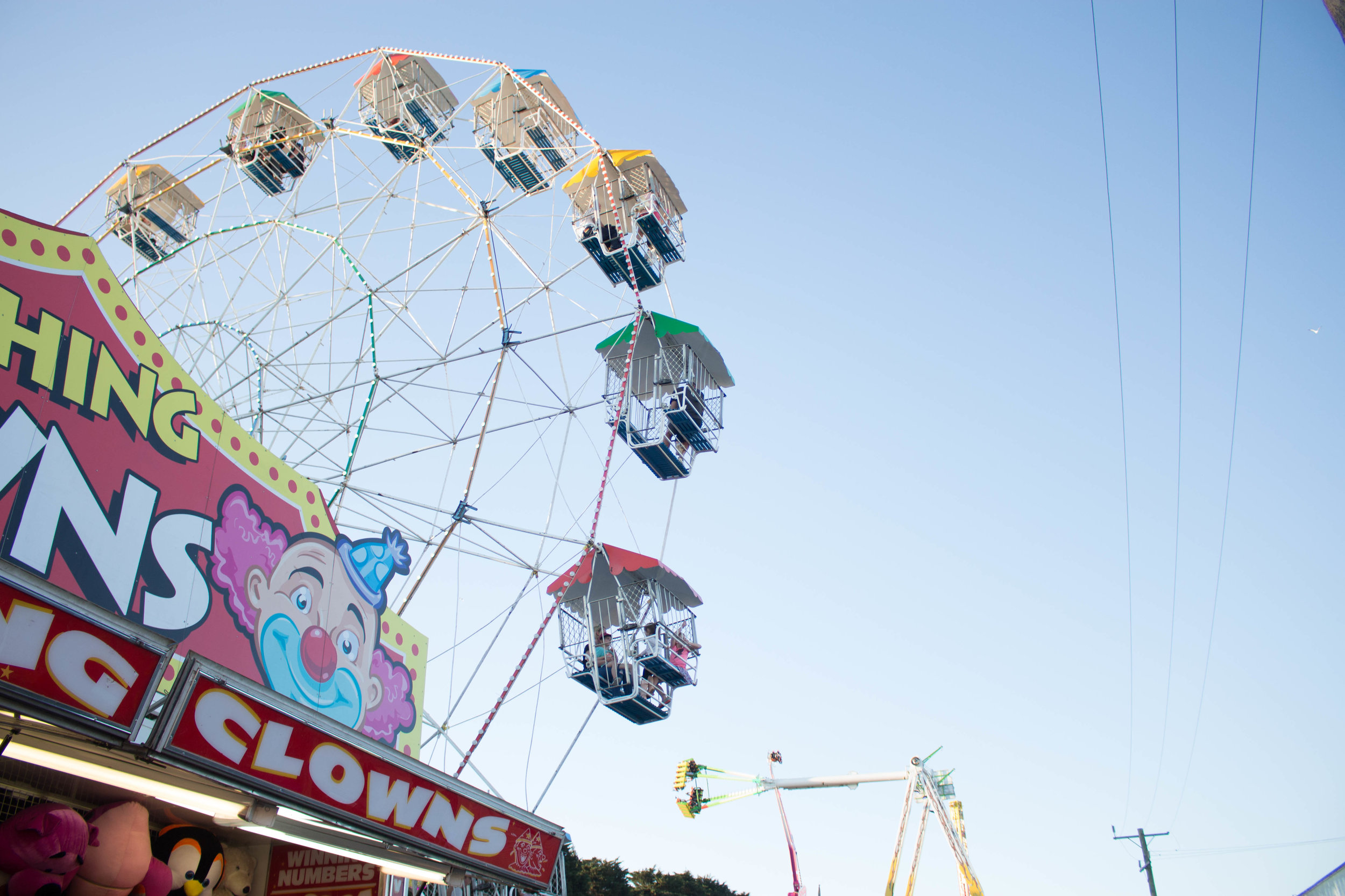 Lauren McAdam Photography Family Photographer Geelong Show Ferris Wheel.jpg