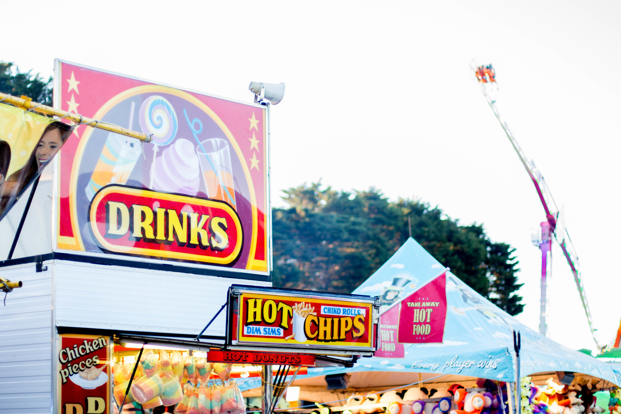 Lauren McAdam Photography Family Photographer Geelong Show hot chips.jpg