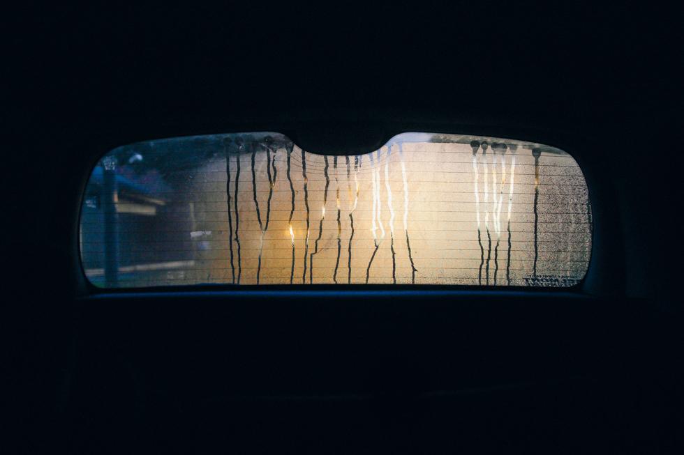 Lauren McAdam family photos Photographer geelong highton newtown belmont torquay car project car window dew.jpg