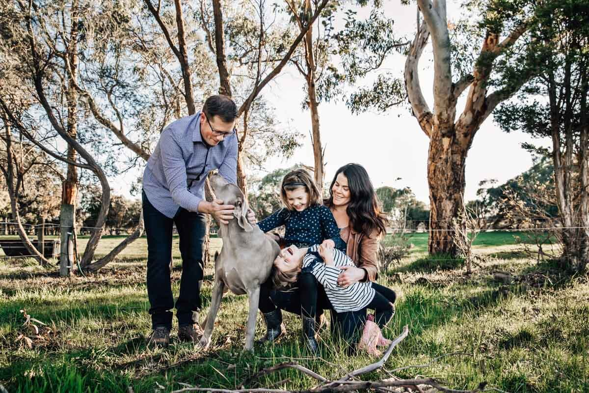 Family portrait on the families farm Lauren McAdam Photography Geelong torquay newtown armstrong creek moriac family photographer-13.jpg