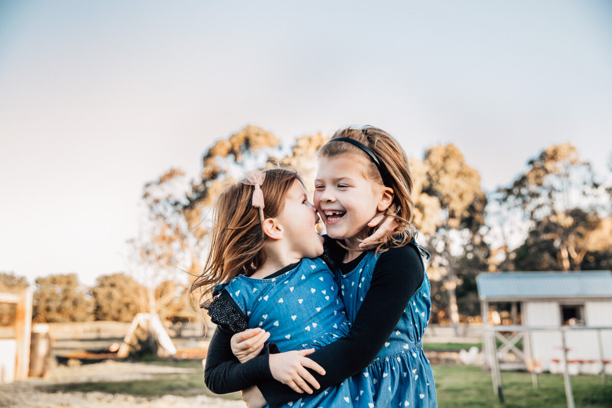 Sisters Lauren McAdam Photography Geelong torquay newtown armstrong creek moriac family photographer-22.jpg