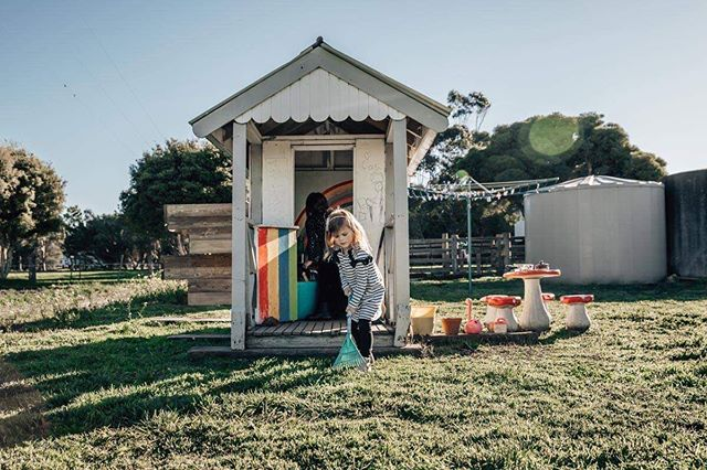 Cubby nostalgia over on the blog today along with more gorgeous images from this families farm session.  So much fun was had in my sister and I's cubby when we were little. Did you have a cubby or treehouse in your childhood?  Blog link in bio 🌈  #laurenmcadamphotography #geelongkids #geelongbusiness #cubbyhouse #inhomefamilysession #familystories #geelongfamilyphotographer #geelongphotographer #thefamilynarrativeaustralia #letthekids #lookslikefilm