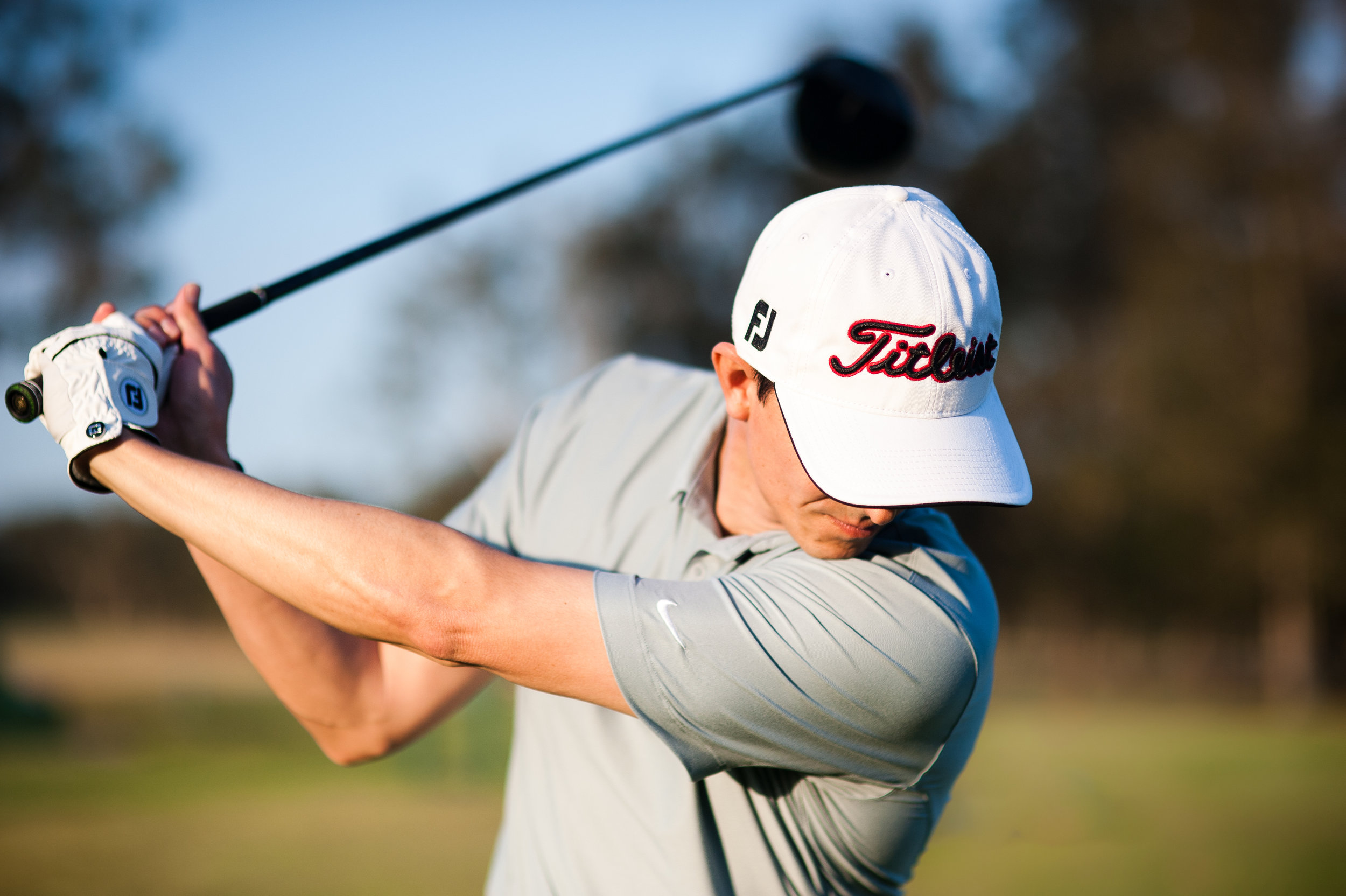 Troy can take your golf game to the next level with simple golf swing fixes to lower your scores