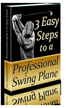 Professional Golf Swing Plane