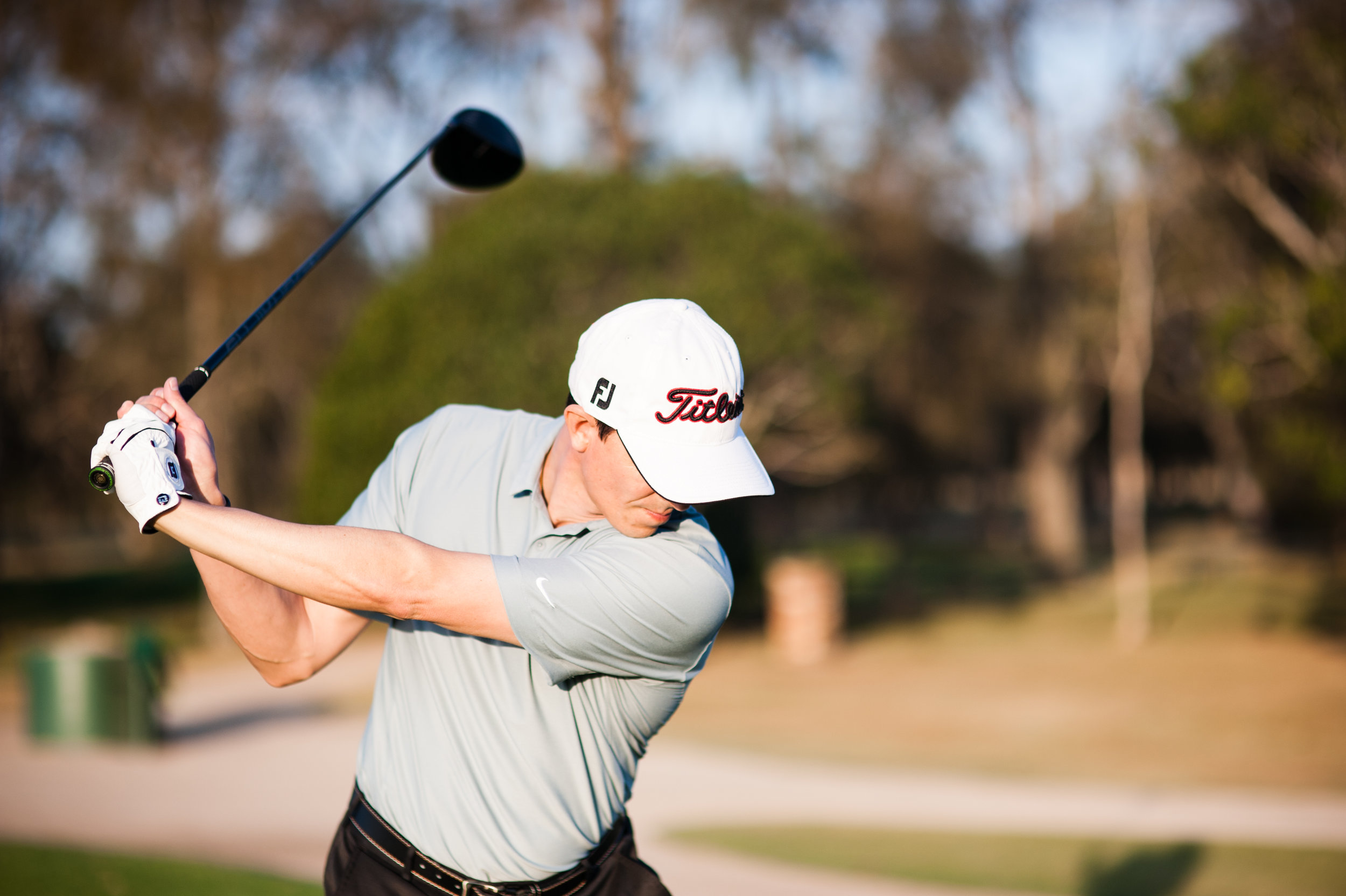 golf swingtakeaway -