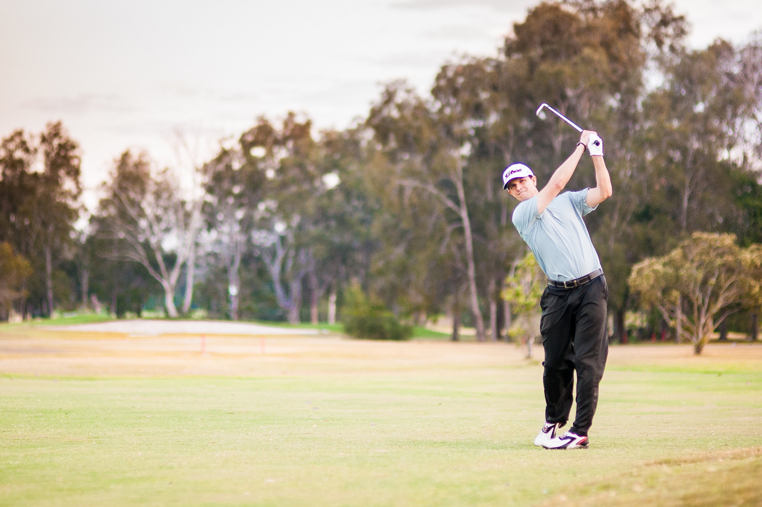 proper golf swingplane -