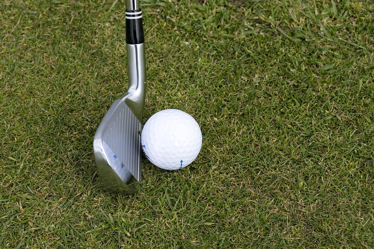 right golf swingfollow through -