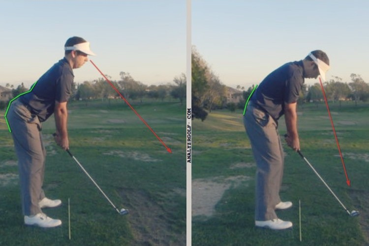 If you want to know how to get the perfect golf posture and look like a pro over the ball you need to have the right information. Learn how to get into the right golf posture getting you ready to make a great golf swing.