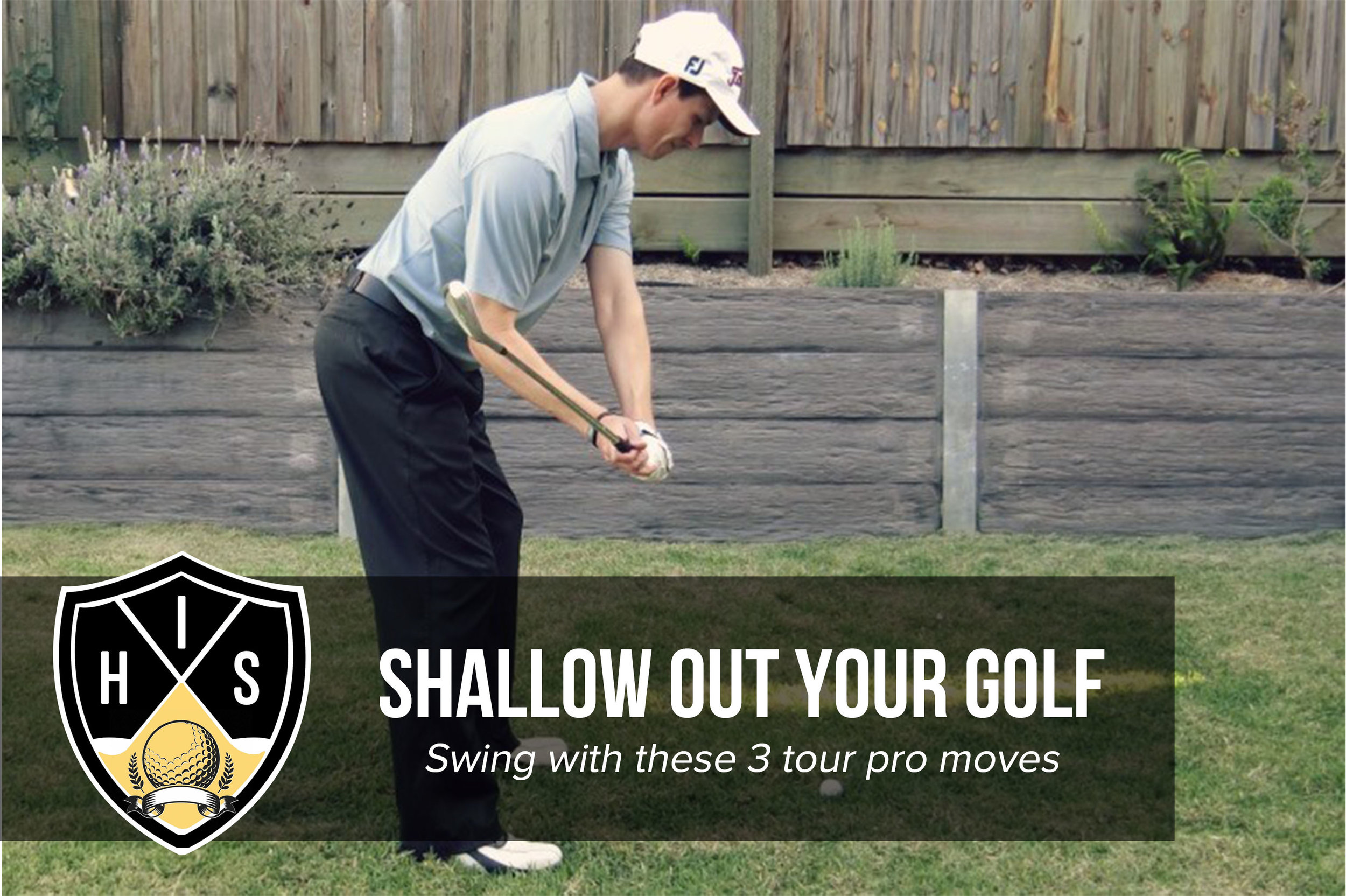 Shallow Out Your Golf Swing Avoid 3 Mistakes Made By 99 Of