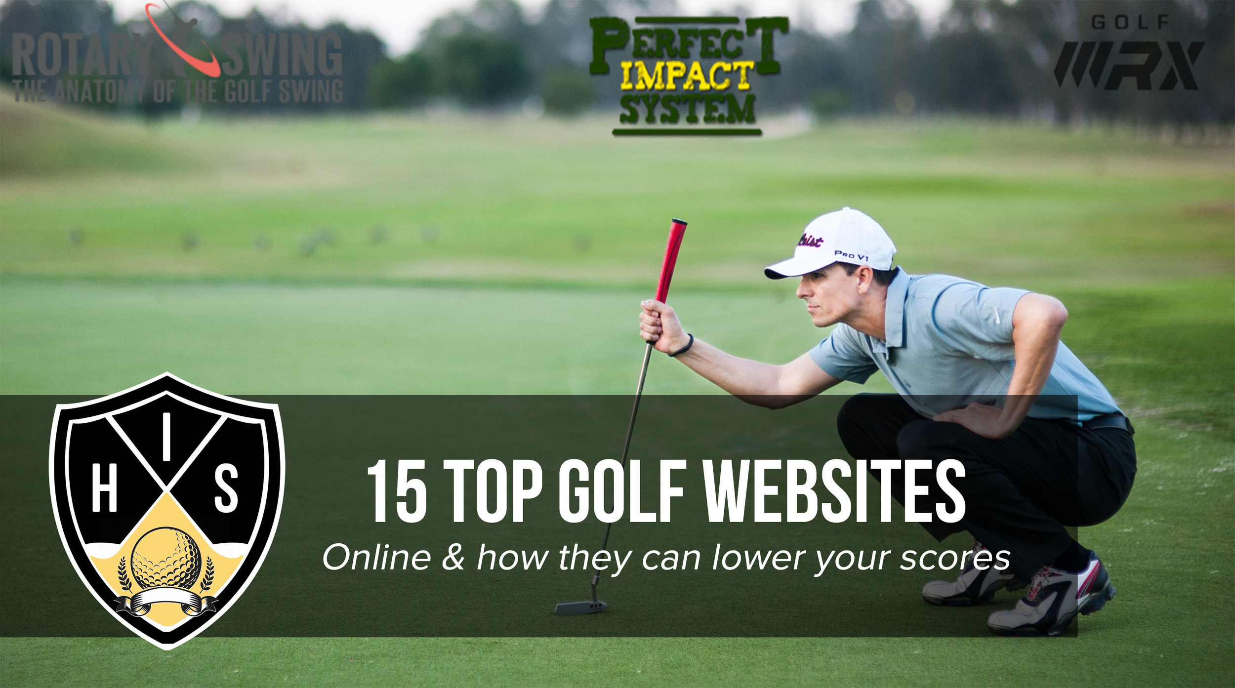 15 top golf websites online
