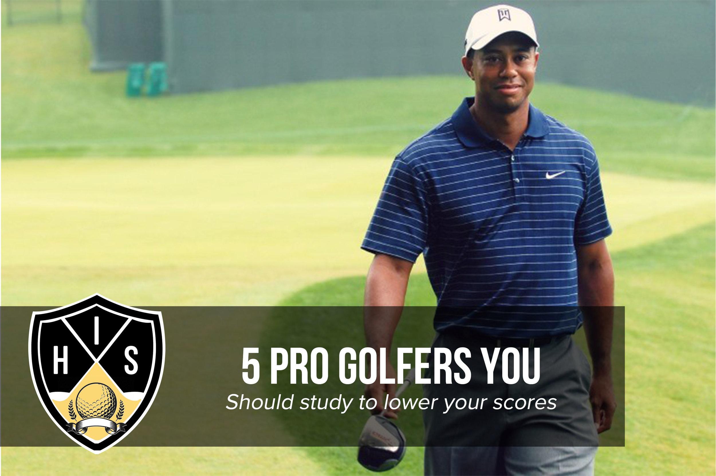 Pro Golfers