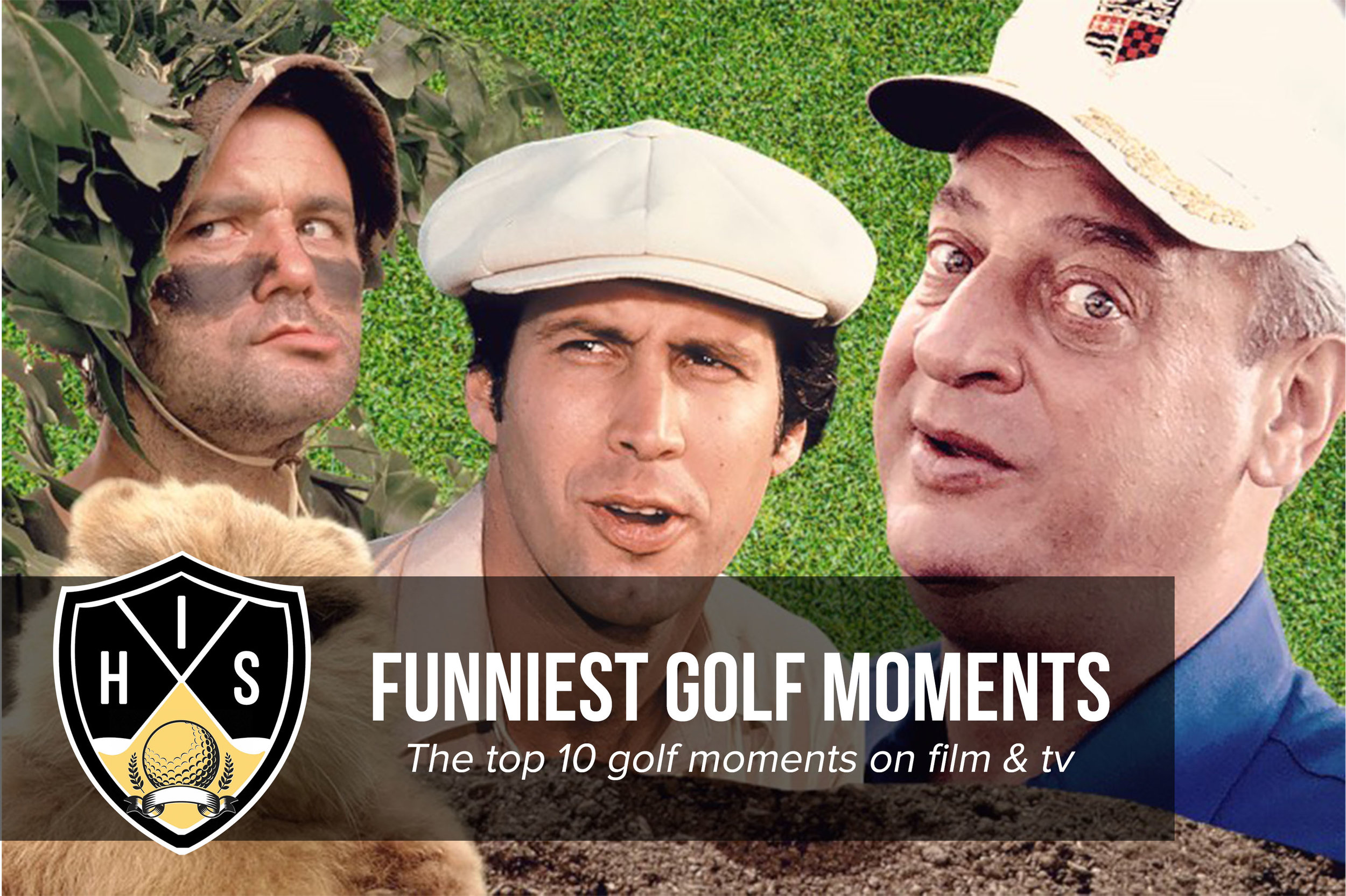 Funniest Golf Moments