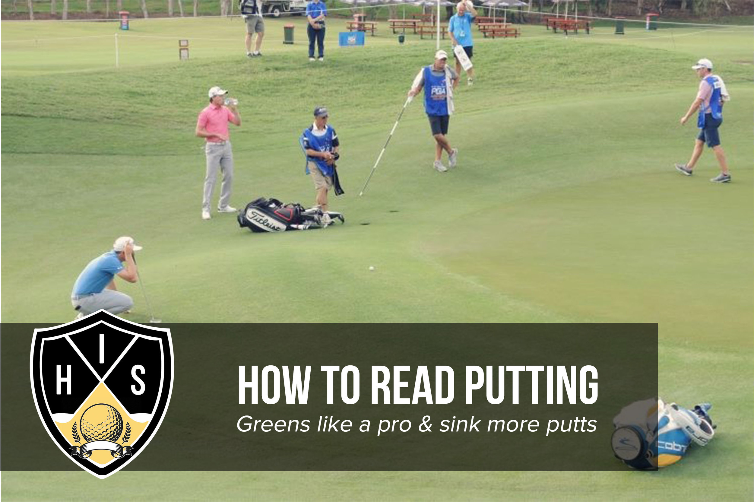 How to Read Putting Greens