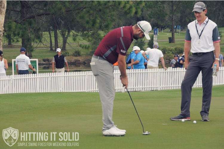 If you want to know how to get the perfect putting alignment you need to know the right information. Learn 2 facts about putting alignment you probably don't know that can make you a great putter.