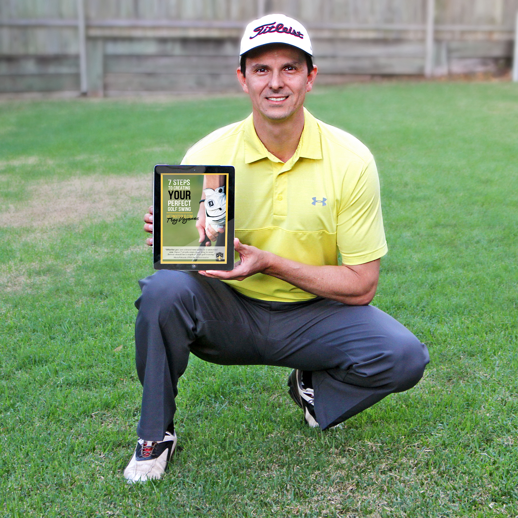 Troy Vayanos can help you play better golf, lower your scores and enjoy the game of golf more