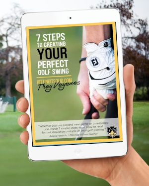 7 Steps To Creating Your Perfect Golf Swing