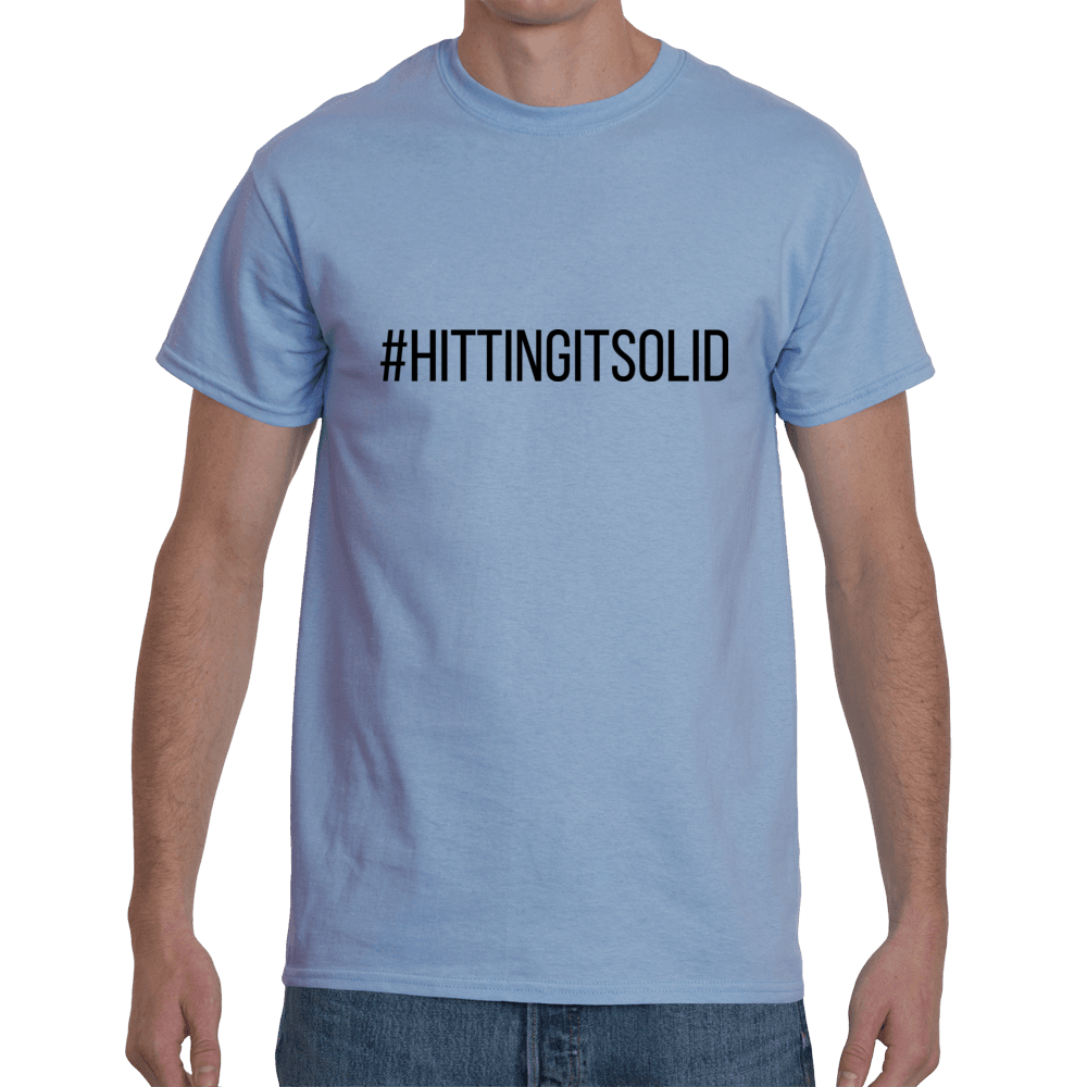 #HittingItSold - blue