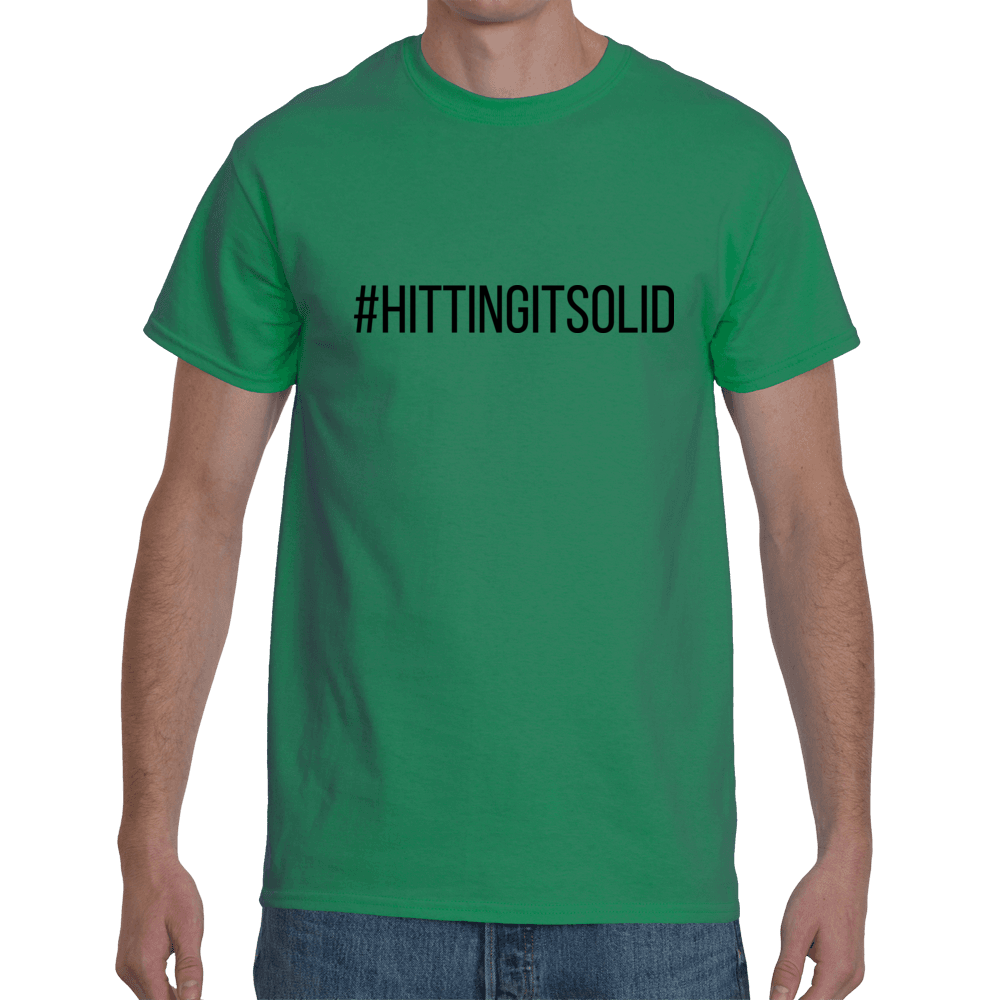 #HittingItSolid - green